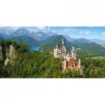Puzzle  Castorland-400218 Neuschwanstein, Germany