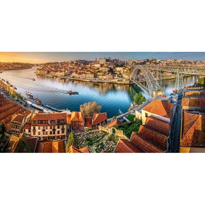 The Last Sun on Porto