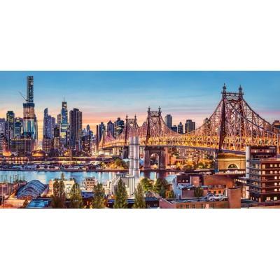 Puzzle Castorland-400256 Good Evening New York