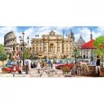 Puzzle  Castorland-400270 Splendor of Rome