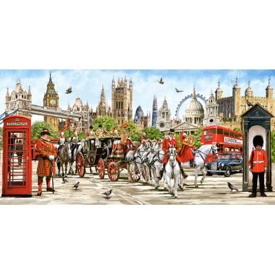 Puzzle Castorland-400300 Pride of London