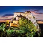Castorland-51489 Jigsaw Puzzle - 500 Pieces - Orava Castle, Slovakia