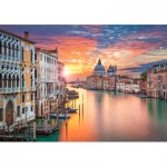 Puzzle  Castorland-52479 Venice