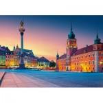 Puzzle  Castorland-52486 Warsaw