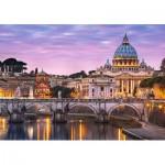 Puzzle  Castorland-52493 Vatican