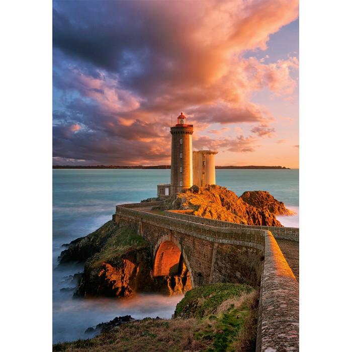 The Lighthouse Petit Minou, France