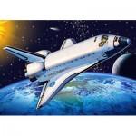 Puzzle  Castorland-52707 Space Shuttle