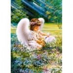 Puzzle  Castorland-52820 An Angel's Care