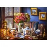 Puzzle  Castorland-53070 Tea Time