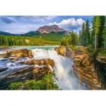Puzzle  Castorland-53117 Sunwapta Falls, Canada