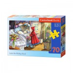 Puzzle  Castorland-B-007011 Little Red Riding Hood