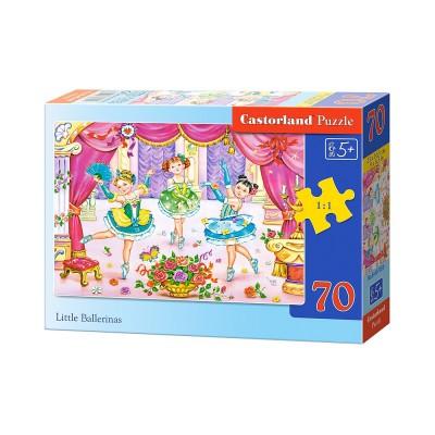 Puzzle Castorland-B-007059 Little Ballerinas