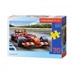 Puzzle  Castorland-B-007080 Racing Car