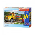 Puzzle  Castorland-B-007127 Tanker Truck