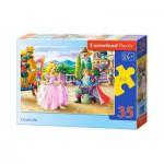 Puzzle  Castorland-B-035045 Cinderella