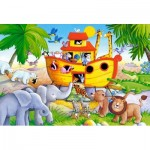 Puzzle  Castorland-B-040209 XXL Pieces - Noah's Ark