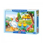 Puzzle  Castorland-B-06533 The Ugly Duckling