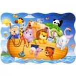 Puzzle  Castorland-C-02245 XXL Pieces - Noah's Ark