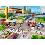 Puzzle   City Rush