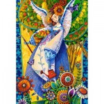 Puzzle   David Galchutt: Angelic Harvesting