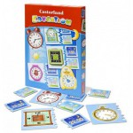 Castorland-E-067 Jigsaw Puzzle - 21 Pieces - Education : Hours