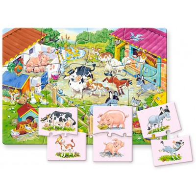Puzzle Castorland-E-111 Mother and Baby