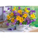 Puzzle   Flowers & Garden