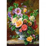 Flowers in a Vase 500 piece jigsaw puzzle