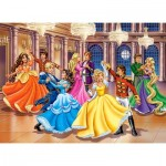 Puzzle   Princess Ball