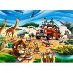 Puzzle   Safari Adventure