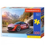 Puzzle   Sports Car