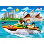 Puzzle   Sydney