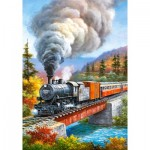 Puzzle   Train Crossing