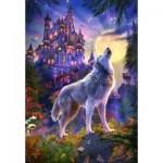 Puzzle   Wolf Castle