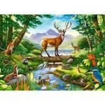 Puzzle   Woodland Harmony
