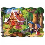 Puzzle   XXL Pieces - Hansel and Gretel