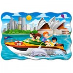 Puzzle   XXL Pieces - Sydney