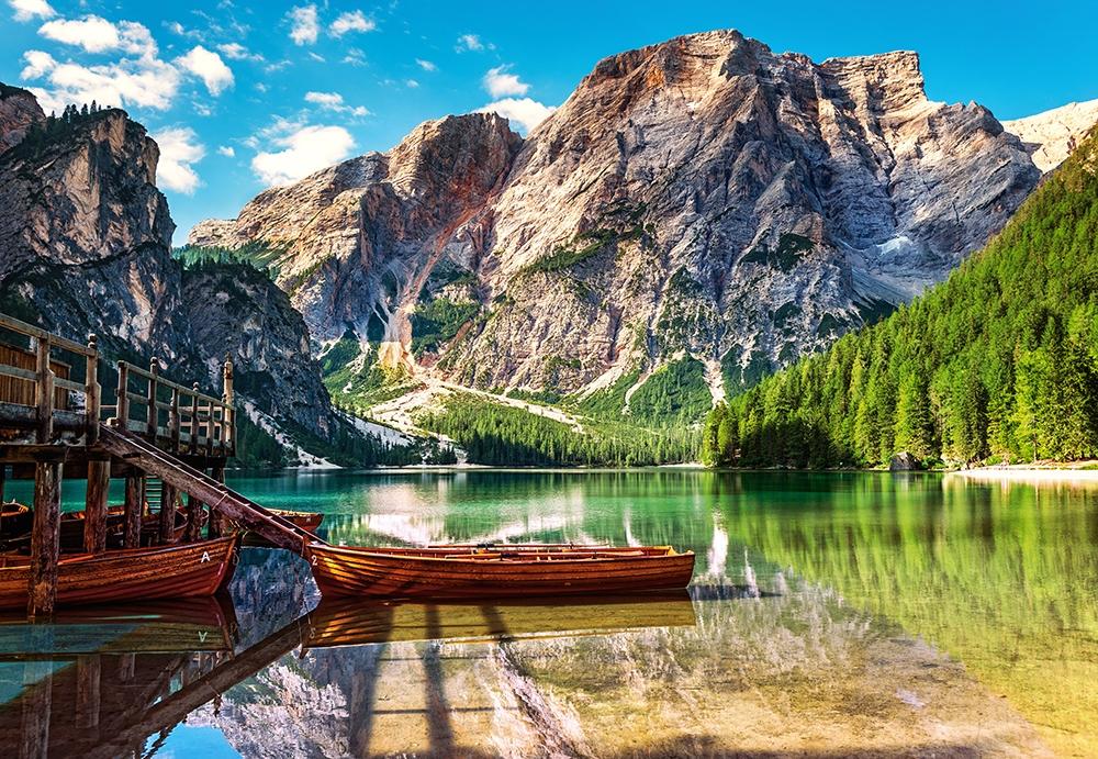 Puzzle Dolomites Italy Castorland 103980 1000 pieces