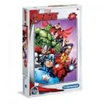 Puzzle  Clementoni-07244 Avengers