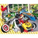 Puzzle  Clementoni-07258 Mickey