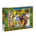 Puzzle  Clementoni-07332 Shrek