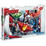 Puzzle  Clementoni-07420 XXL Pieces - Avengers