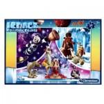 Puzzle  Clementoni-07428 XXL Pieces - Ice Age