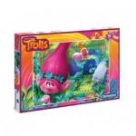 Puzzle  Clementoni-07429 XXL Pieces - Trolls