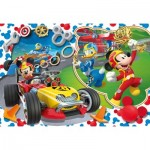 Puzzle  Clementoni-07435 XXL Pieces - Mickey Mouse