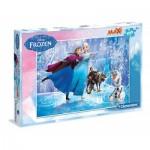 Puzzle  Clementoni-07517 XXL Pieces - Frozen