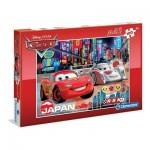 Puzzle  Clementoni-07520 XXL Pieces - Cars