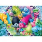 Puzzle  Clementoni-07525 XXL Pieces - Trolls