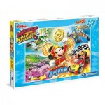 Puzzle  Clementoni-07535 XXL Pieces - Mickey