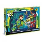 Puzzle  Clementoni-07536 XXL Pieces - Ben 10